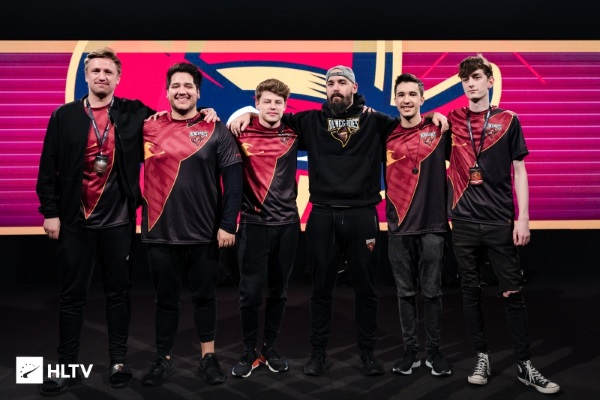 Renegades прошли на ESL Pro League Season 8