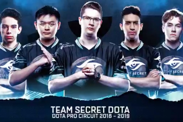 Team Secret выступит на DreamLeague Leipzig Major