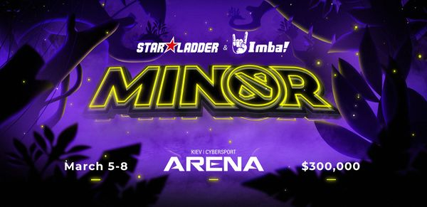 StarLadder ImbaTV Dota 2 Minor Season 3