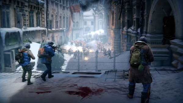 World War Z выйдет на Nintendo Switch