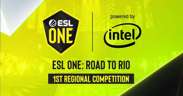 ESL One: Road to Rio - СНГ
