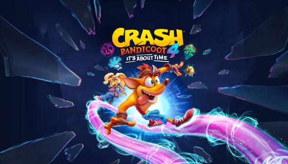 Релизный трейлер Crash Bandicoot 4: It's About Time