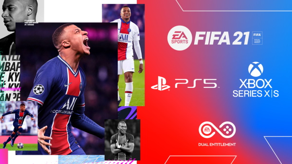 FIFA 21 вышла на PlayStation 5 и Xbox Series