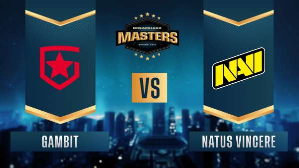 NAVI выиграли DreamHack Masters Spring 2021